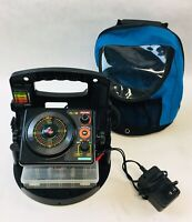 Vexilar FL-12 Fishfinder - Includes Transducer, Case & Charger **READ**
