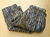 Cabela's Whitetail Clothing Fleece Camouflage Hunting Pants USA Men's X Large