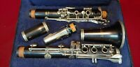 Fully Regulated Vintage Yamaha YCL-34 Bb Sop Clarinet #002430 A #0389