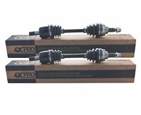 Honda TRX 350 Rancher front heavy duty atv axles set 2000 2001 2002 2003 04 2005