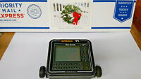 Eagle Nav-Guide FishFinder head unit fresh water used Lake Lanier