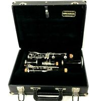 Vtg Selmer Signet Special Bb Wood Clarinet w/ France Mouthpiece Refurbished Case