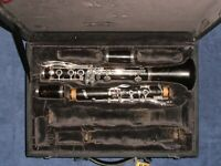 Klarinette Clarinet in A ( greenline ) : Buffet Crampon Tosca Paris France