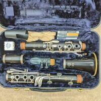 SELMER SERIES 10 G Bb Clarinet in case. (PPS004342)