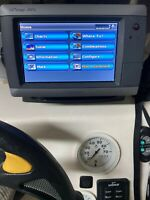 Garmin 740s with transducer and g2 vision cards of sw and se florida.