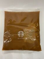 STARBUCKS CARAMEL SAUCE POUCH 2.25 lb 36 OZ BEST EXP JAN 2021