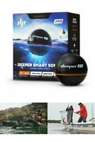 Deeper PRO Smart Portable Sonar Wireless Wi-Fi Fish Finder for Kayak,Ice Fishing
