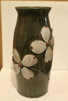 Mary Meaders - Magnolia Vase - Meaders Homeplace Pottery