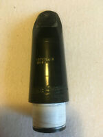 Vintage Steve Broadus Bb Clarinet Mouthpiece - Refaced by Nathan Beaty