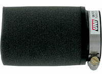 New UNI Single Stage 2.25quot; ID 4quot; Long Clamp On Pod Motorcycle ATV Air Filter