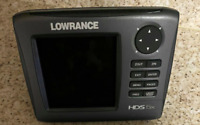 LOWRANCE HDS 5X GEN2 HEAD AND SCREEN COVER  ONLY