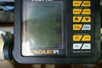 Eagle Fish ID II Depth Fishfinder Head Unit Replacement Only - POWERS ON.