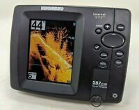 Humminbird 587ci HD DI Down Imaging FishFinder/GPS Combo Head Unit Internal GPS