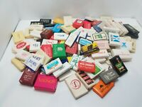 Lot of Assorted Vintage travel hotel motel trial soap RANDOM mix brand location