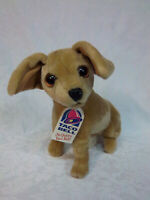 Taco Bell Talking Dog 11quot; Taco Bell Plush Soft Toy Stuffed Animal