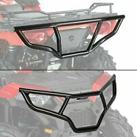Front & Rear Brush Guard Bumper Set fit 2014-2020 Polaris Sportsman 450 570 &ETX