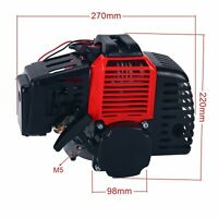 49cc 2 stroke Pull Start Engine Motor Bike Gas G-Scooter ATV Quad Bicycle USSHIP