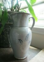 "North Carolina Pottery Billy Ray Hussey - Owens 10.5""H Pitcher Southern Folk Art"