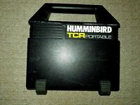 HUMMINGBIRD TCR ID-1 Portable Fish Finder, Working, 6V  Batteries Not Included