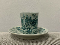 Vintage Modern Nymolle Denmark Hoyrup Limited Edition Porcelain Cup