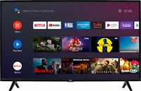 TCL 32quot; Class 3 Series HD Smart Android TV $179.99