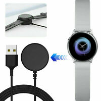 For Samsung Galaxy Watch3 Active 2 Wireless Charger Magnetic Dock Mount base $11.09