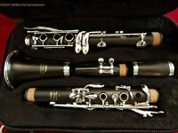 Yamaha YCL-34 Wooden Intermediate Model Clarinet