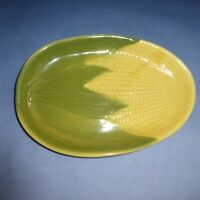 Shawnee Corn #68 oven proof plate Made in USA