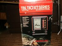 Bottom Line tbl110xt series fish finder depth sounder New missing power cord