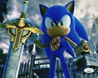 Roger Craig Smith Autograph 8x10 Photo Sonic The Hedgehog Signed JSA COA Z2