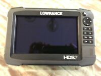 Lowrance HDS 7 Touch Gen 3 GPS Fishfinder