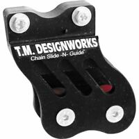 T.M. Designworks Honda TRX450R Rear Chain Guide And Dual Powerlip Rollers -