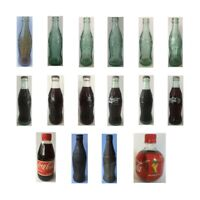 Coca Cola Collectible Bottles, vintage and/or unusual, empty or full