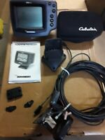 Humminbird 400TX Depth Finder