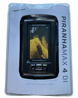 Hummingbird Piranha Max 4 DI Dual Beam Sonar 4.3quot; Color Display Fish Finder