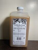 STARBUCKs CARAMEL BRÛLÉE SAUCE 63 Oz BOTTLE WITH PUMP