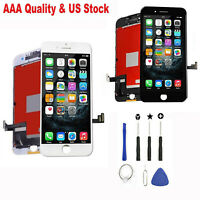 For iPhone 7 8 Plus LCD Digitizer Touch Screen Replacement Assembly W Camera Lot $35.99
