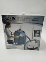 HOME TOUCH PERFECT STEAM DELUXE COMMERCIAL GARMENT STEAMER IN BOX $39.99