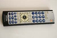 Phillips Universal Battery Operated Television Remote For TV VCR And DVD Use $2.49