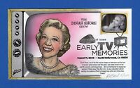 Scott 4414i TV Memories The Dinah Shore Show Hand Painted FDC by Bevil $12.99