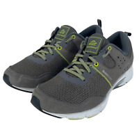 Abeo Womens Smart System Running Shoes Gray Smart 3450 Low Top SWE1056 Size 9 M $35.97