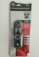 GE Universal Remote Control RM24948 TV DVD VCR Cable New $8.99