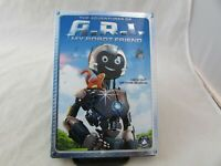 The Adventures Of A.R.I: My Robot Friend DVD w slipcover $2.99