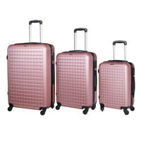 Lightweight Luggage With 360° Spinner Wheels 3 Clors3 Piece Set 20 24 28#x27;#x27;