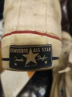 1960s Vintage Blue Tag Chuck Taylor Converse Sneakers