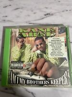 Kane And Abel Am I My Brothers Keeper No Limit Records 1998 Neon Green Case Rare $50.00