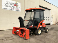 Kubota Z0000000000000004958 Kubota Tractor 25 Hp 4Wd With Cab F2560 And 52In...