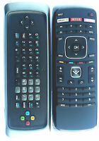New Vizio QWERTY keyboard Remote for SV422XVT SV472XVT VF552XVT M3D470KD E472VL $18.99