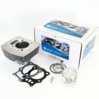 Cylinder Piston Gasket Top End Rebuild Kit for Honda Rancher TRX350 2000-2006