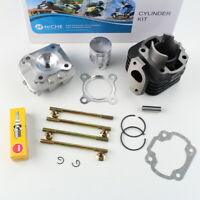 Piston Gasket Cylinder Head Top End Kit for Polaris Scrambler 50 2001-03